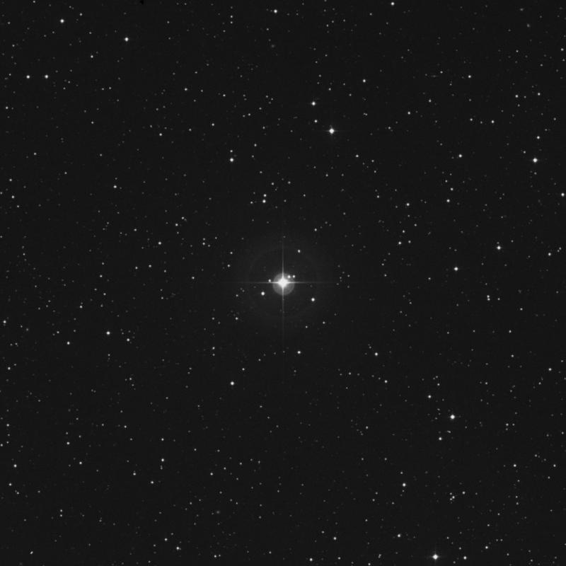 Image of 25 Pegasi star