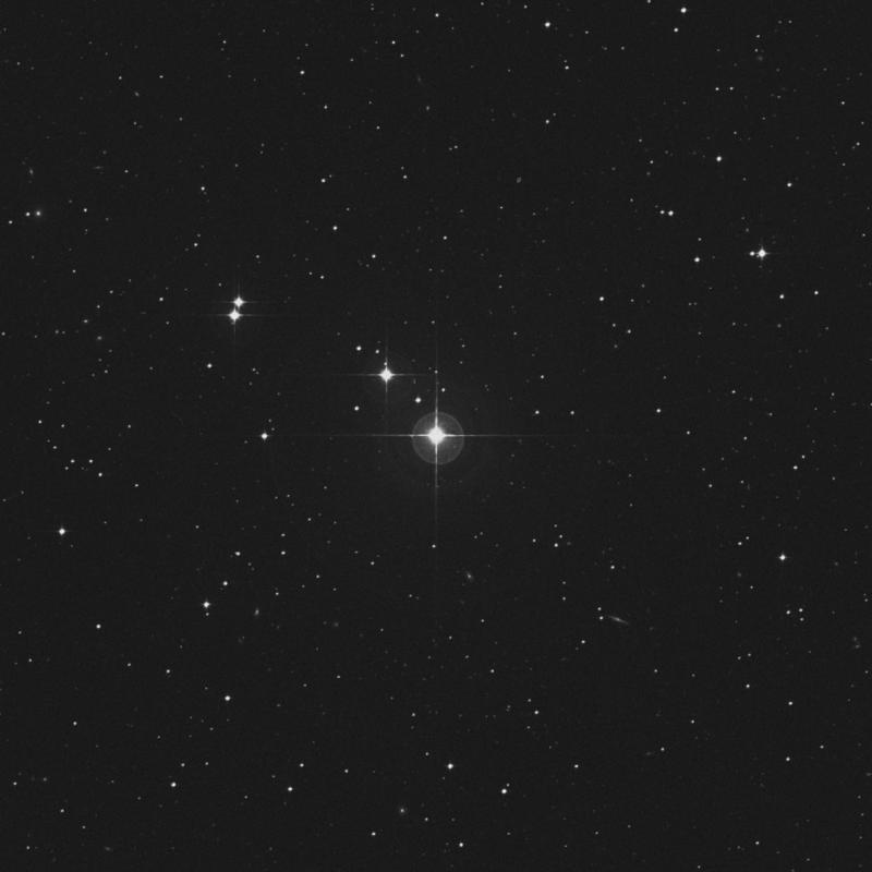 Image of 35 Aquarii star