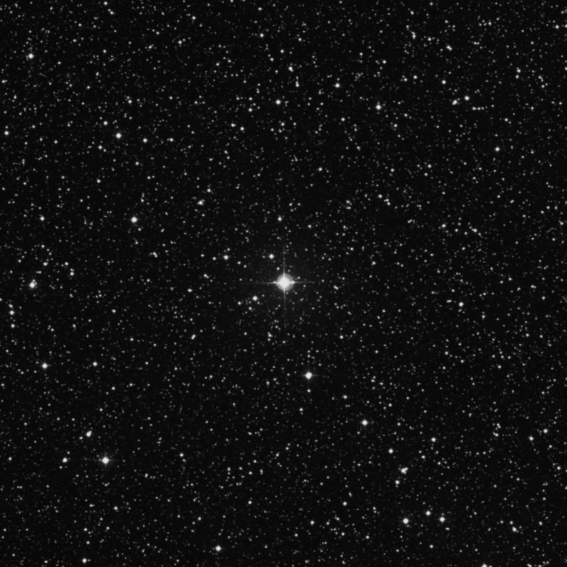 Image of HR8445 star