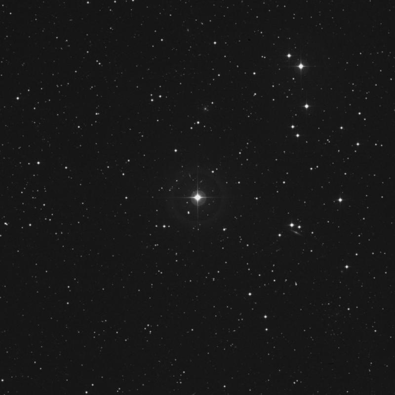 Image of 28 Pegasi star