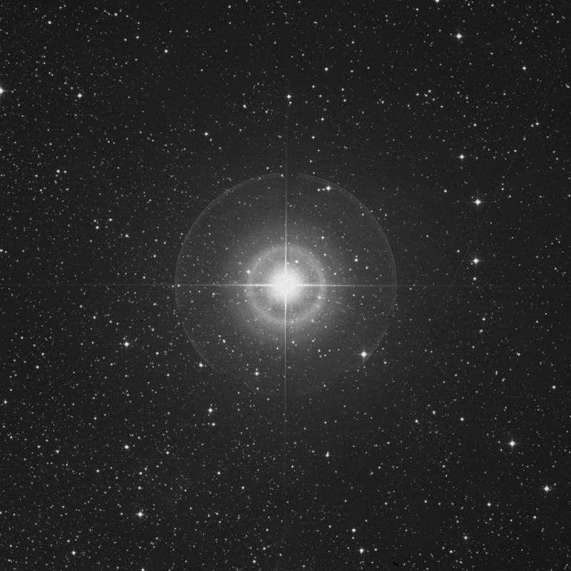 Image of ζ Cephei (zeta Cephei) star