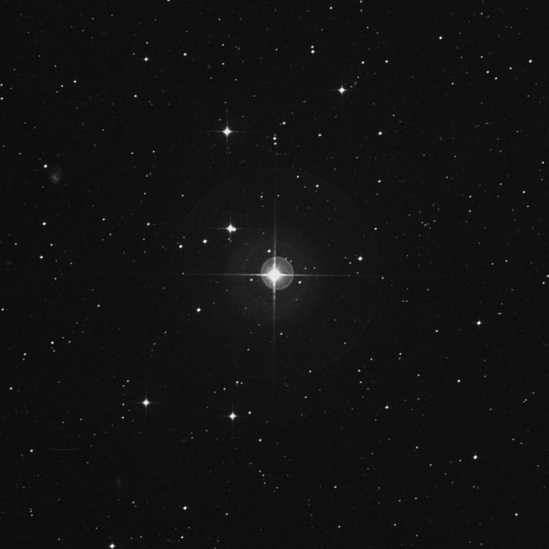 Image of 41 Aquarii star