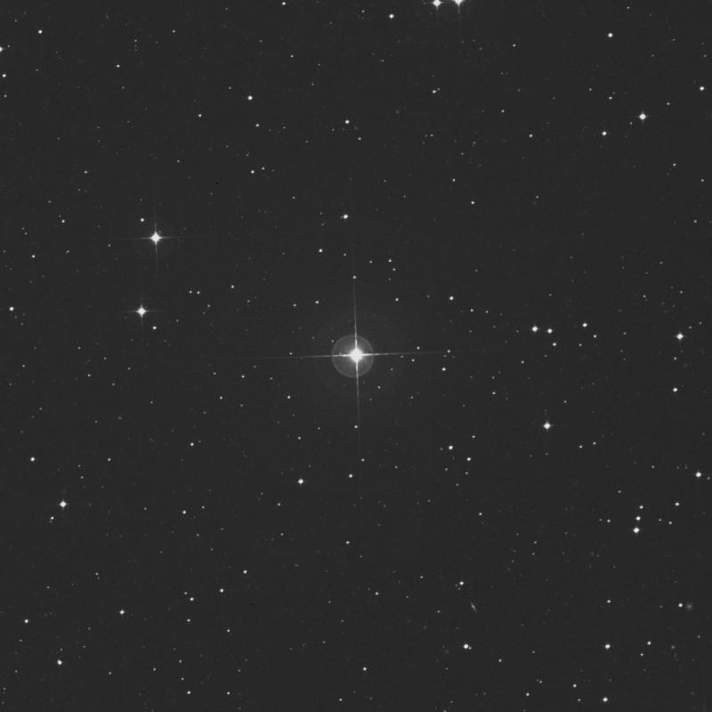 Image of HR8484 star