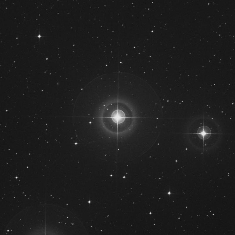 Image of μ1 Gruis (mu1 Gruis) star