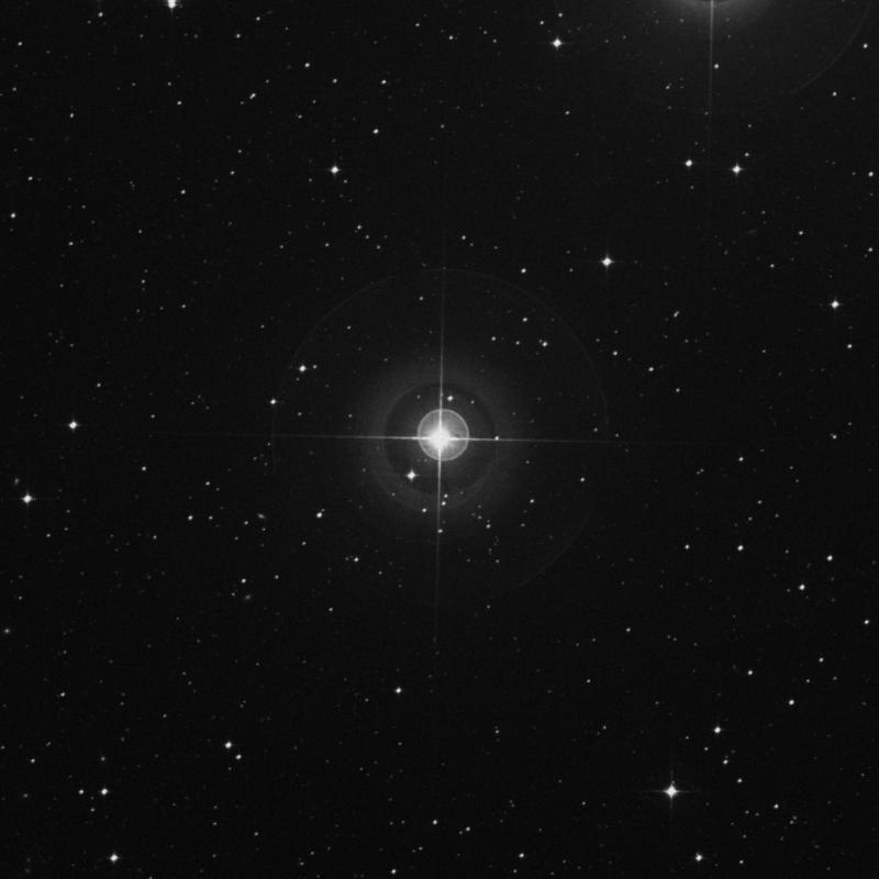 Image of μ2 Gruis (mu2 Gruis) star