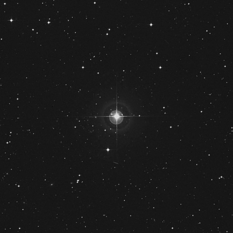 Image of 45 Aquarii star