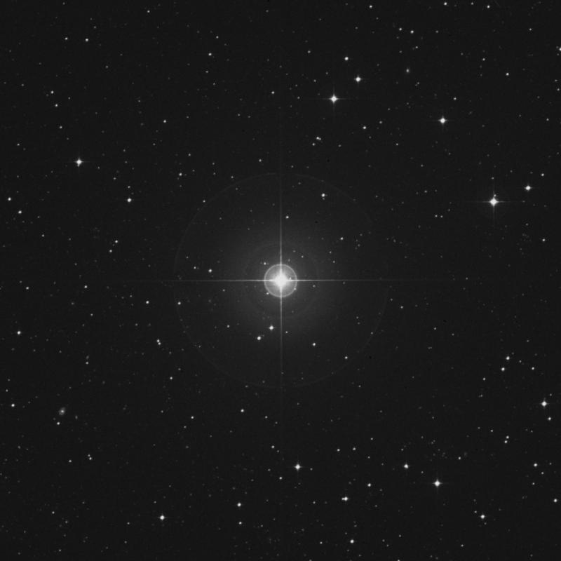 Image of 49 Aquarii star