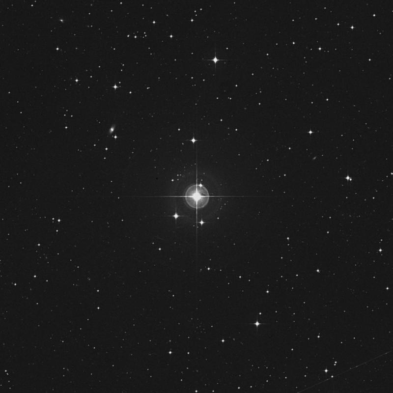 Image of 51 Aquarii star