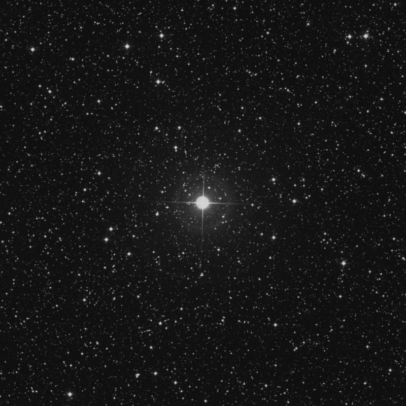 Image of 4 Lacertae star