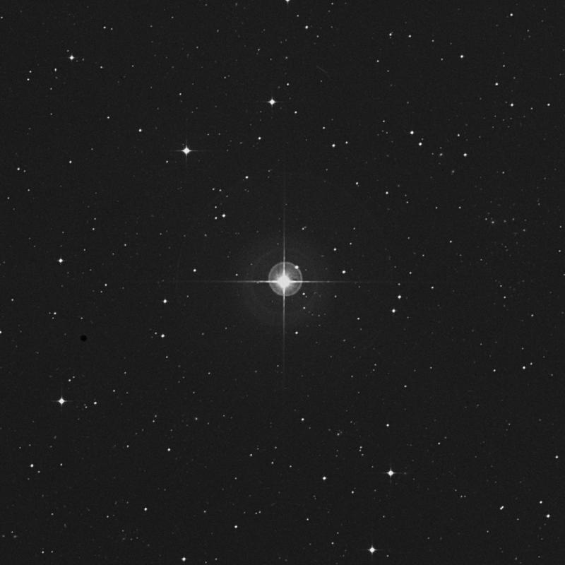Image of 53 Aquarii star