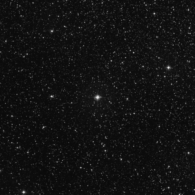 Image of HR8554 star