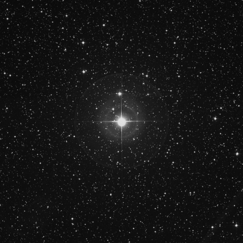 Image of 5 Lacertae star