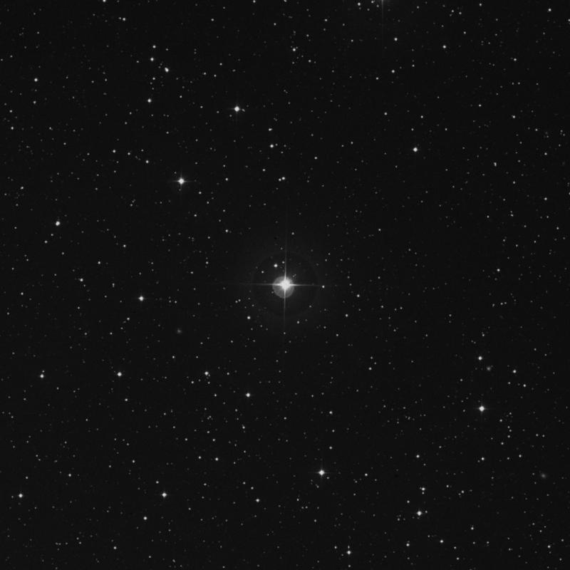 Image of 38 Pegasi star