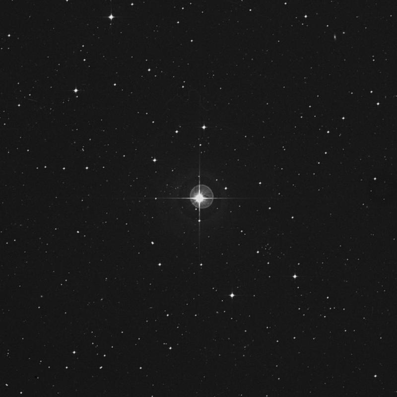 Image of HR8581 star