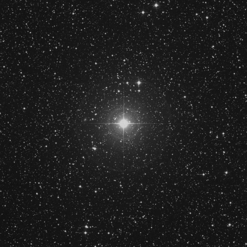 Image of α Lacertae (alpha Lacertae) star
