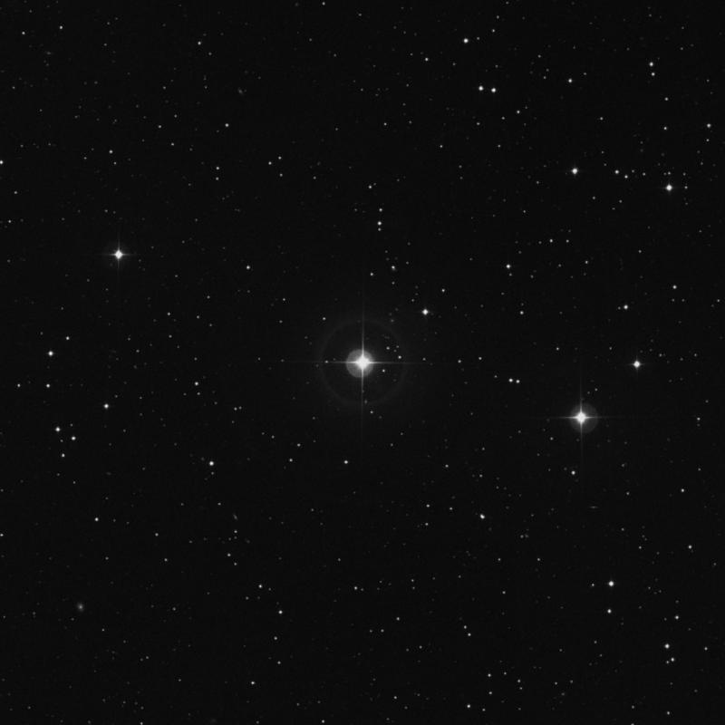 Image of HR8587 star