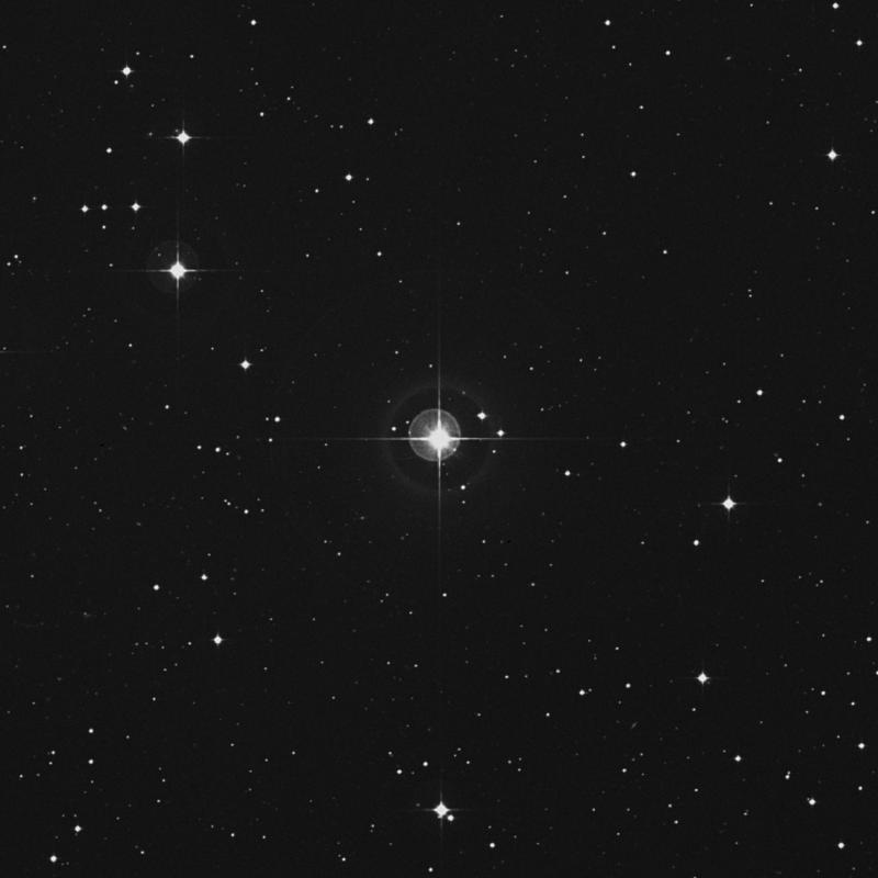 Image of 60 Aquarii star