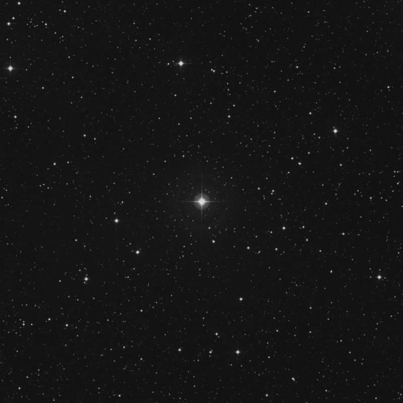 Image of HR8595 star