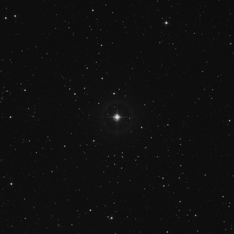 Image of HR8605 star