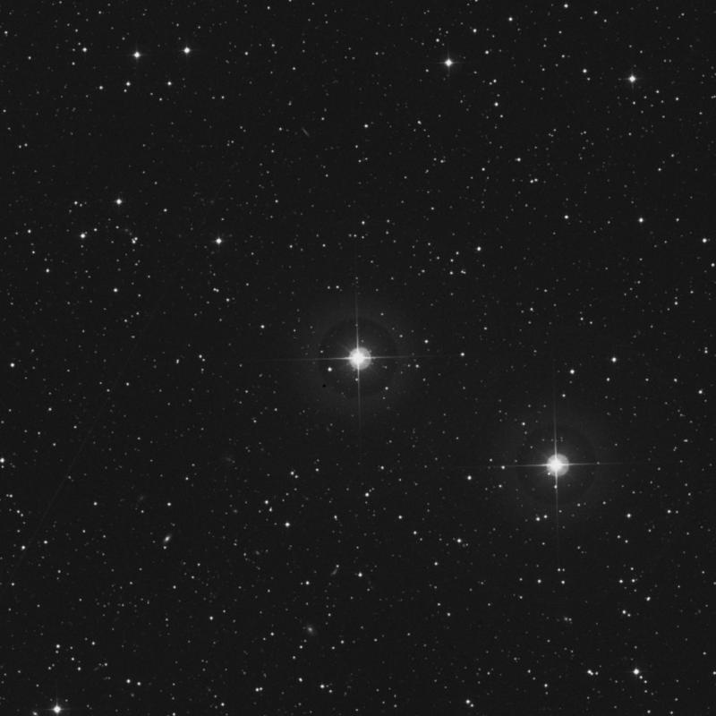 Image of HR8609 star