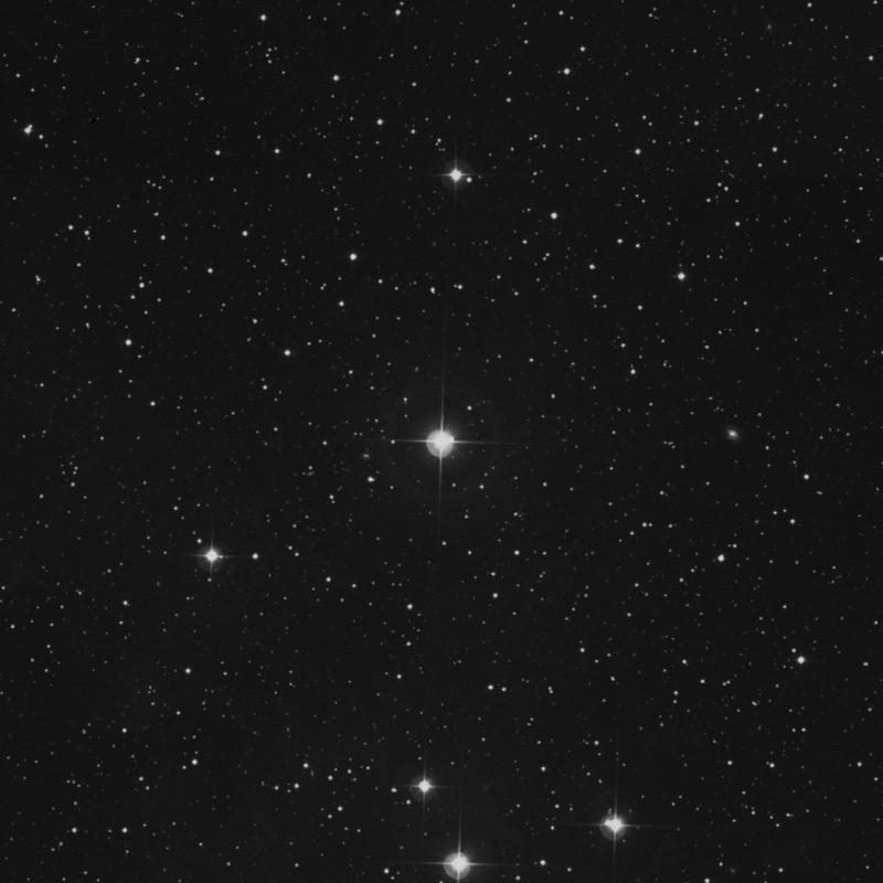 Image of HR8626 star