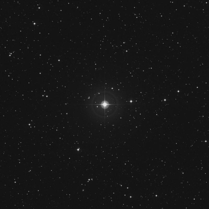 Image of HR8638 star