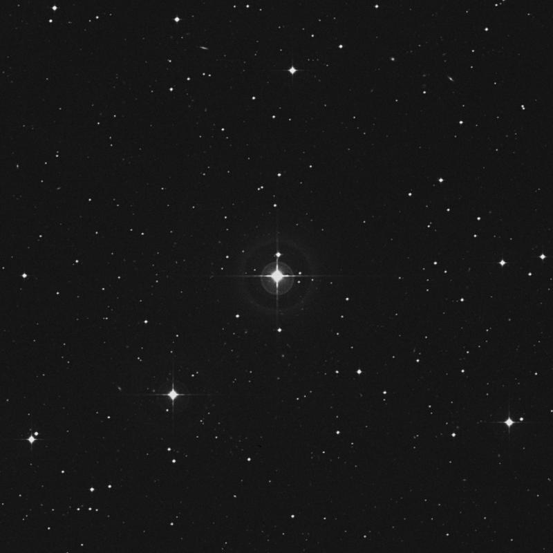Image of HR8645 star