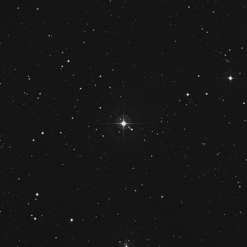 Image of 67 Aquarii star