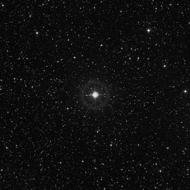 Image of HR8648 star