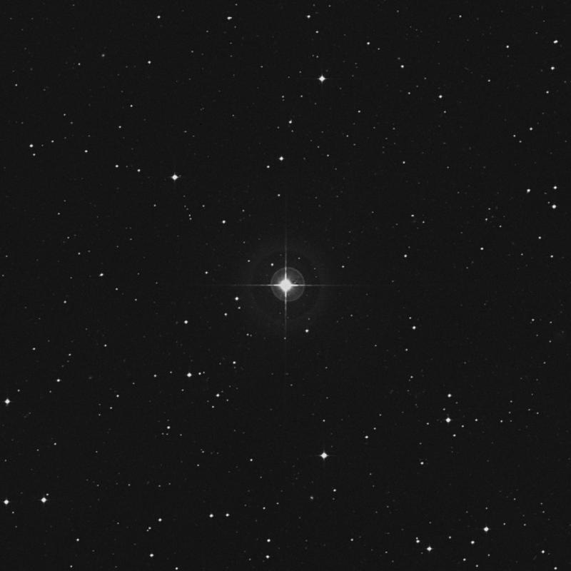 Image of 70 Aquarii star