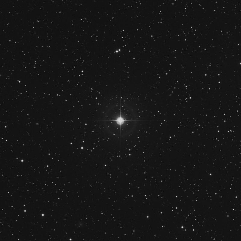 Image of HR8678 star
