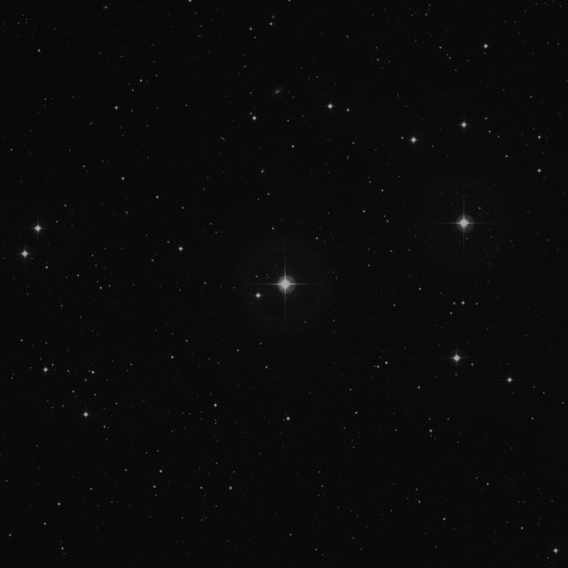 Image of HR8681 star