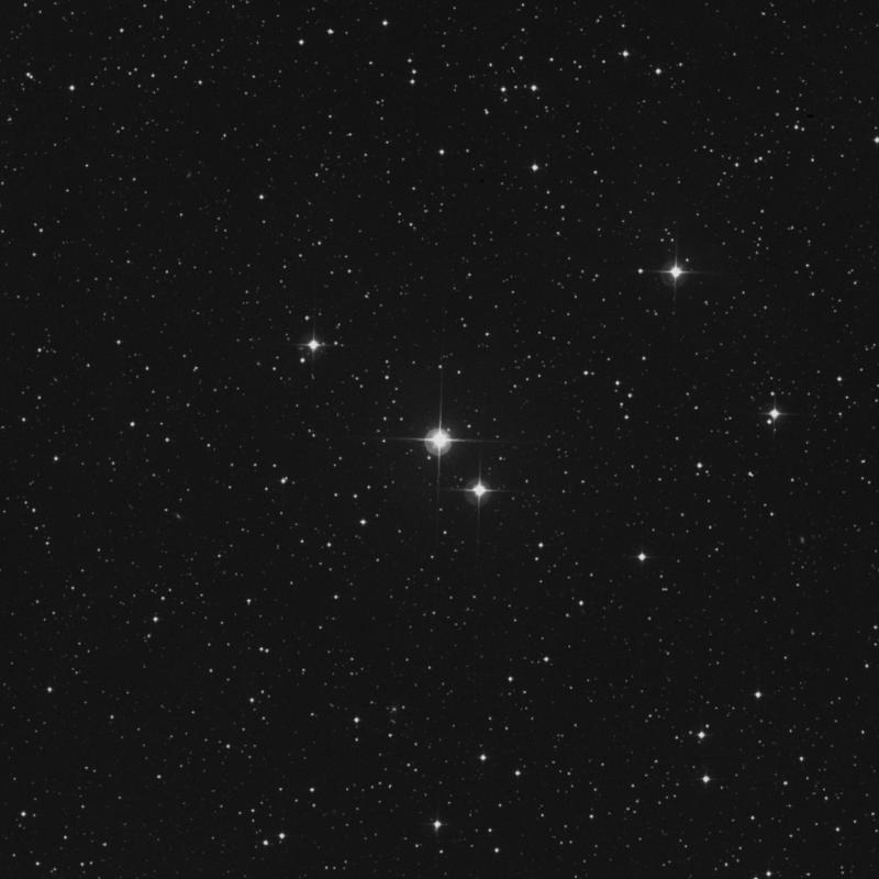 Image of 14 Lacertae star
