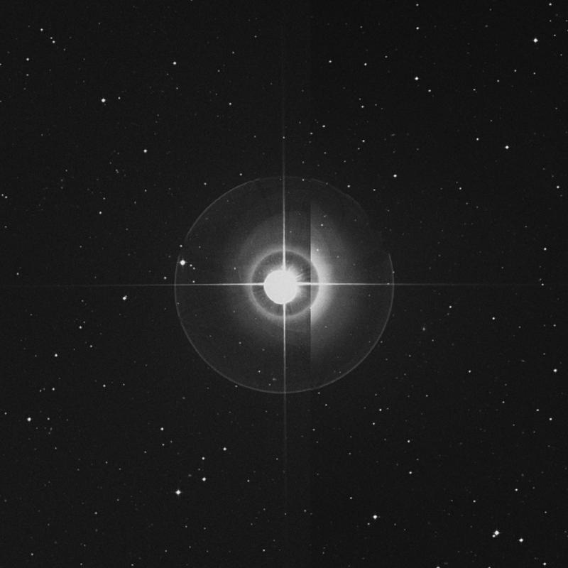 Image of λ Aquarii (lambda Aquarii) star