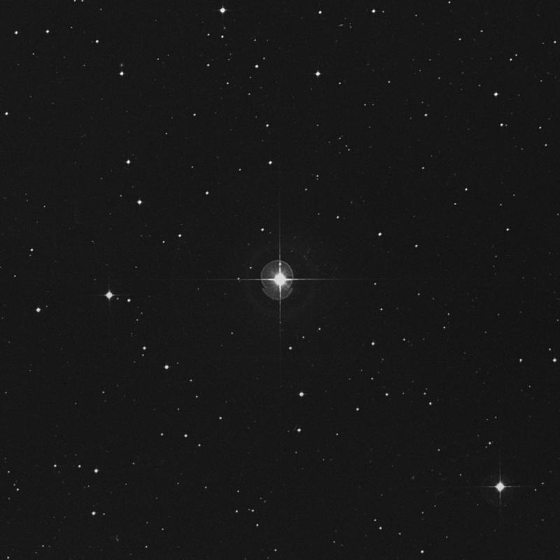 Image of 78 Aquarii star