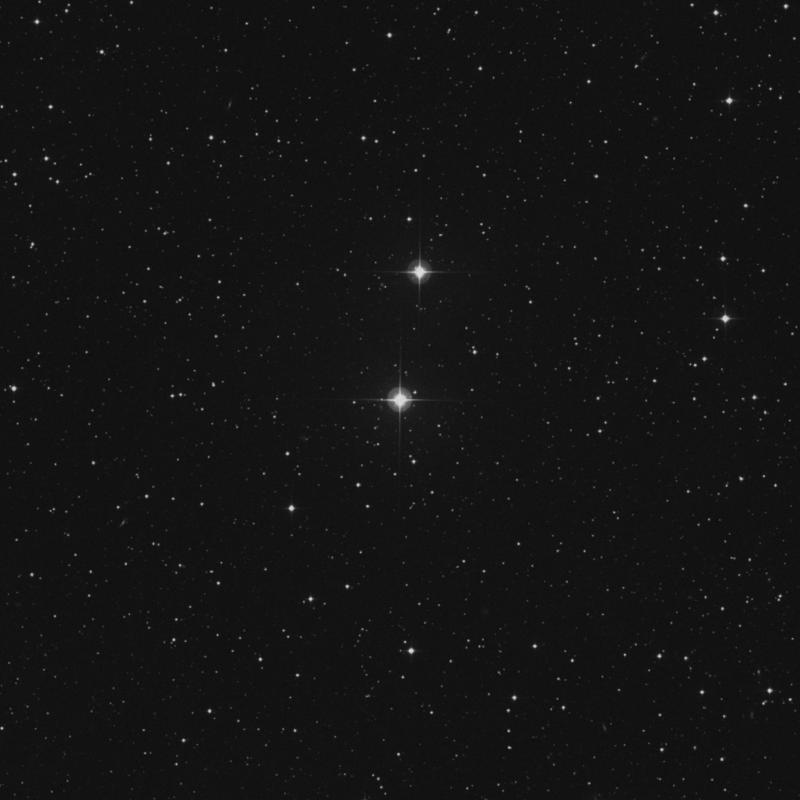 Image of HR8733 star