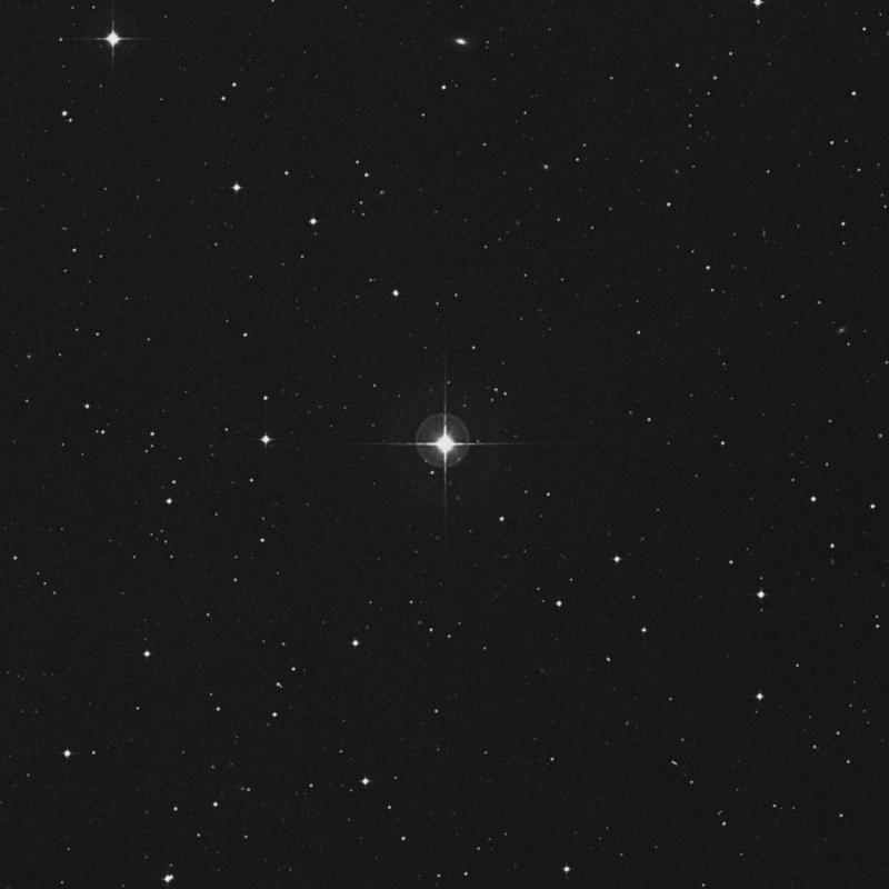 Image of HR8735 star
