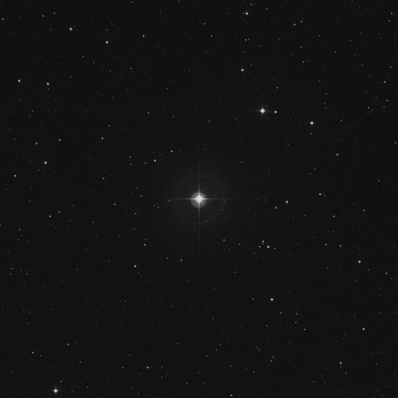 Image of 52 Pegasi star