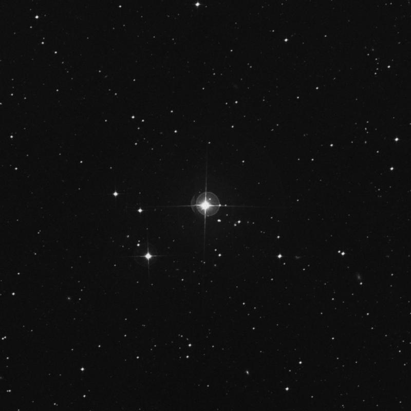 Image of HR8760 star