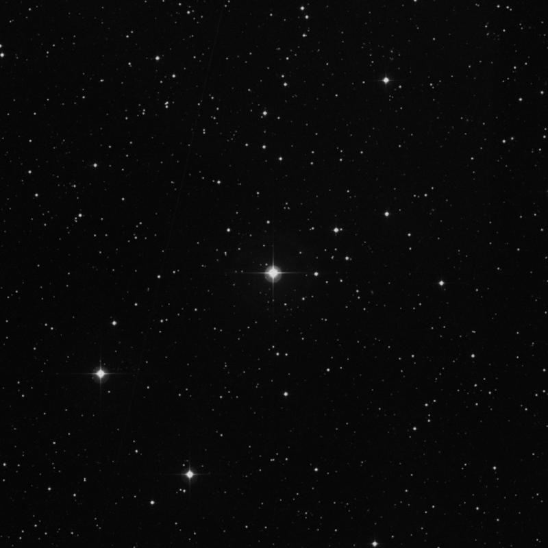 Image of HR8765 star