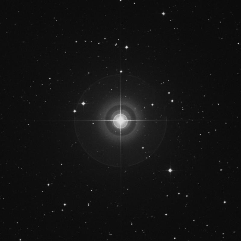 Image of 86 Aquarii star