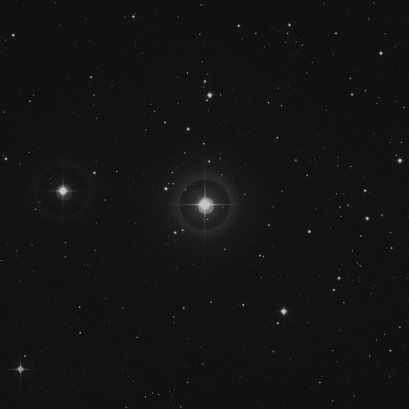Image of 5 Piscium star