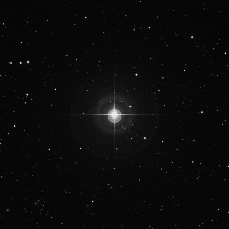 Image of 89 Aquarii star