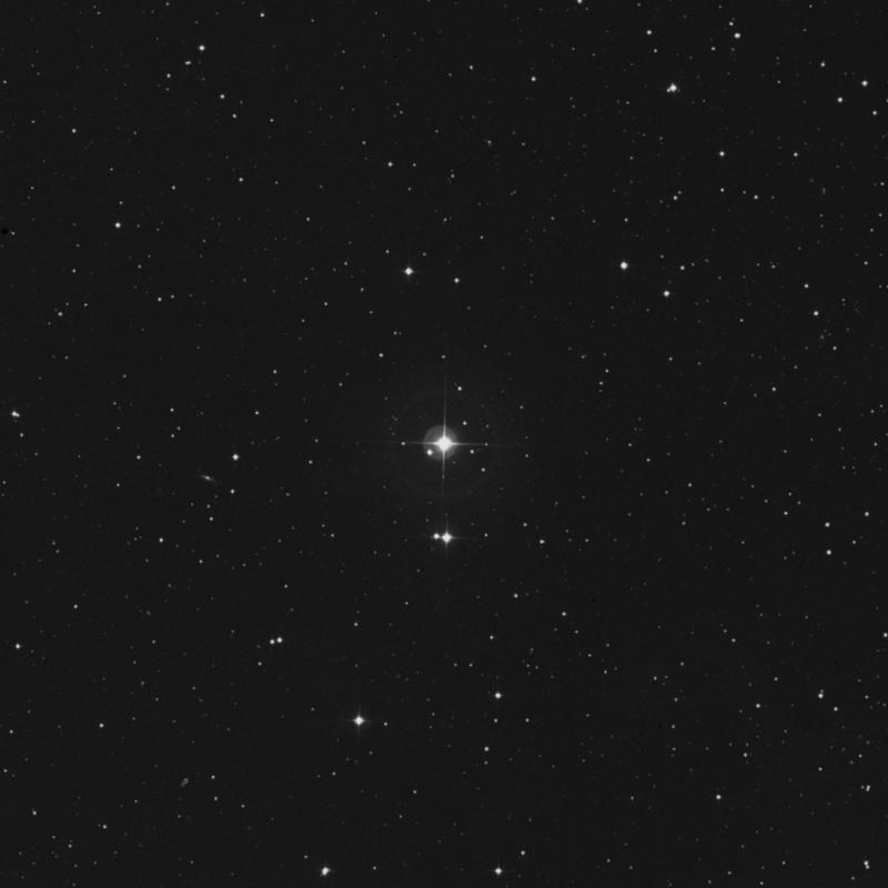 Image of HR8838 star