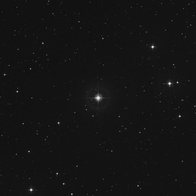 Image of HR8839 star