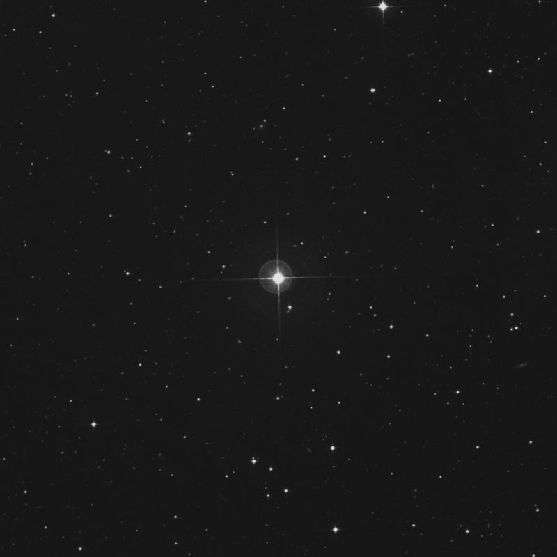 Image of HR8847 star