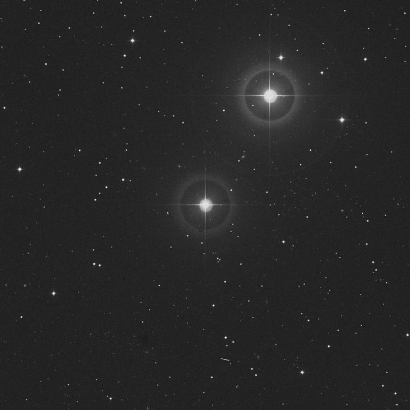 Image of 9 Piscium star