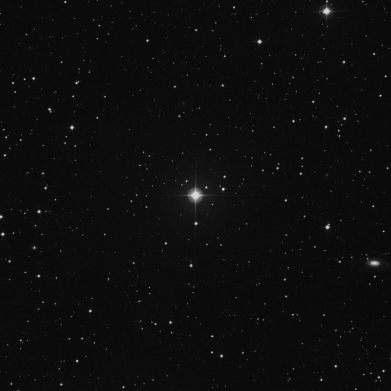 Image of 69 Pegasi star