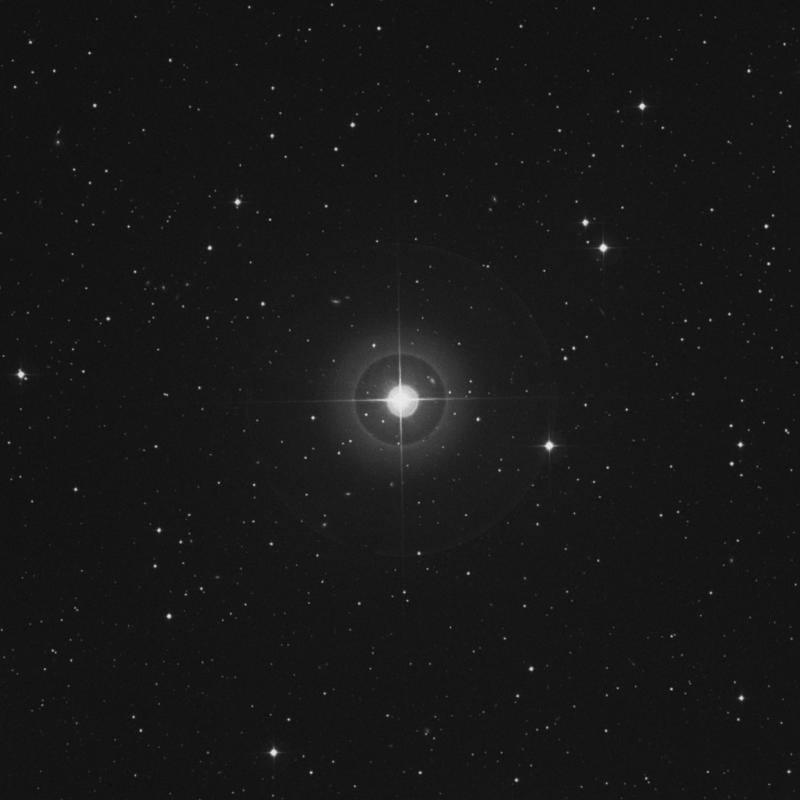 Image of 72 Pegasi star