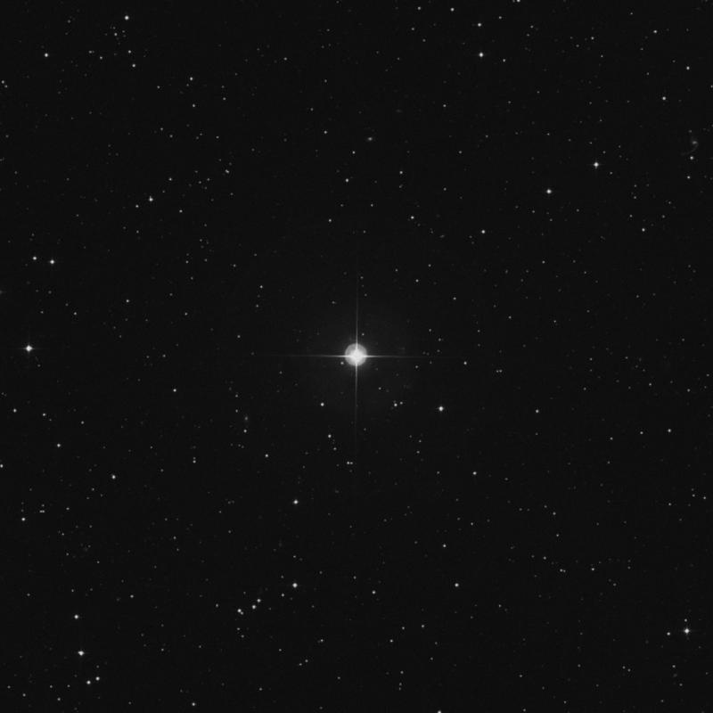 Image of 73 Pegasi star
